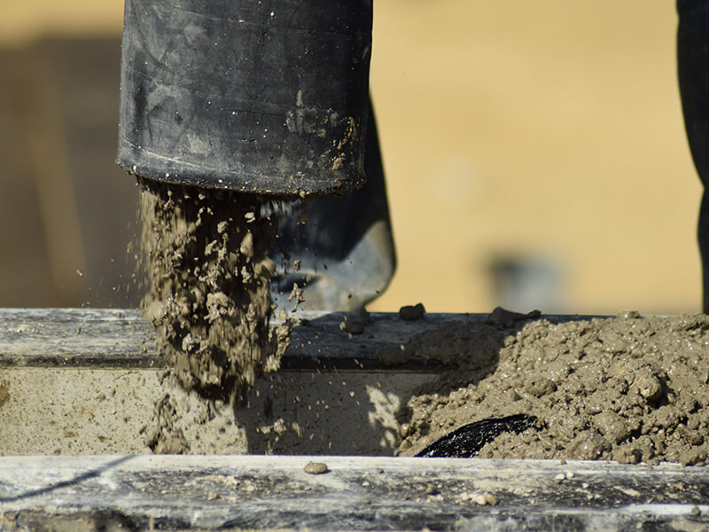 Concrete and Foundation Supplies