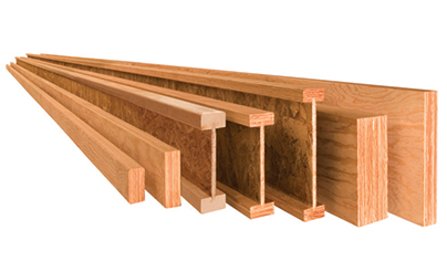 engineered wood beams